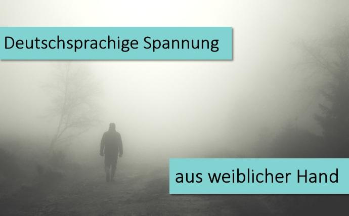 5 mal deutschsprachige Spannung aus weiblicher Hand