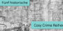 Fünf historische Cosy Crime Reihen