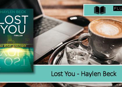 [Rezension] Lost You - Ich werde dich finden