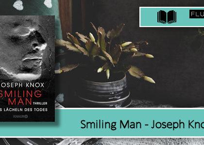 [Rezension] Smiling Man - Das Lächeln des Todes