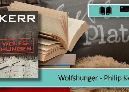 [Rezension] Wolfshunger