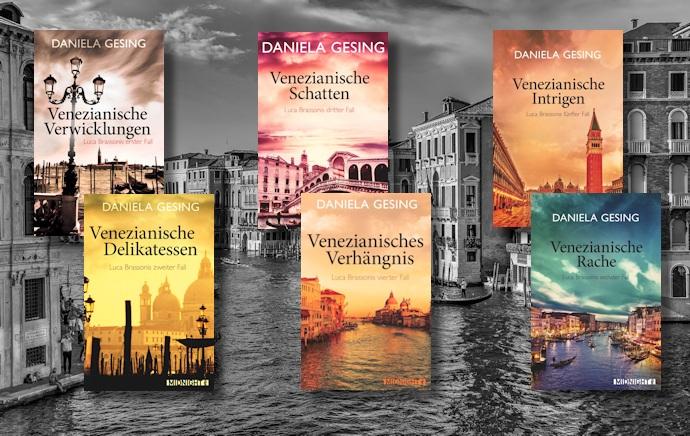 Daniela Gesing Venedig