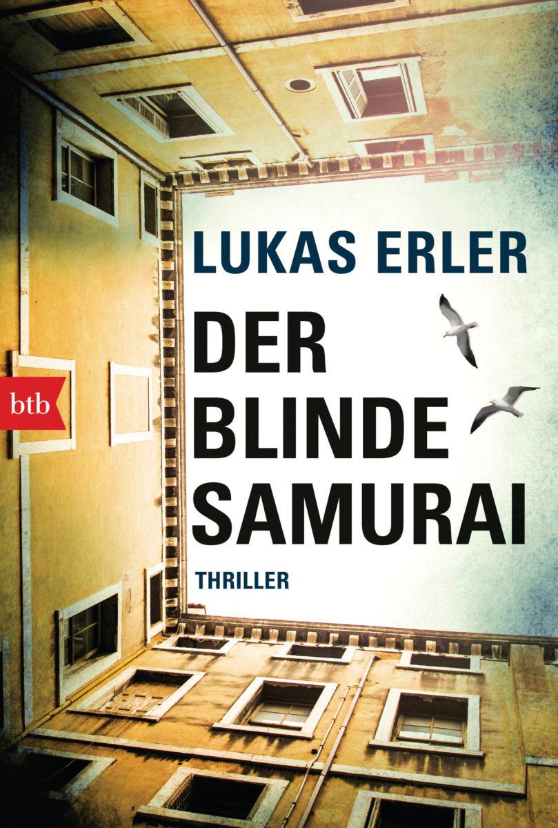 Der blinde Samurai von Lukas Erler