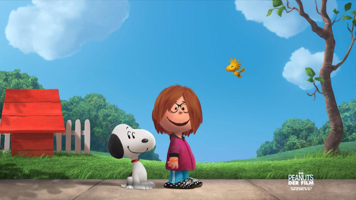 Tina als Peppermint Pattys Schwester