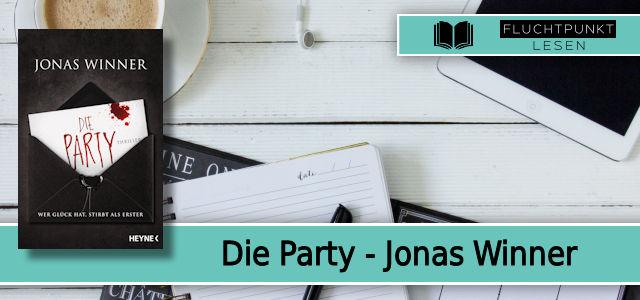 Die Party Buch