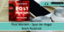 [Rezension] Post Mortem – Spur der Angst