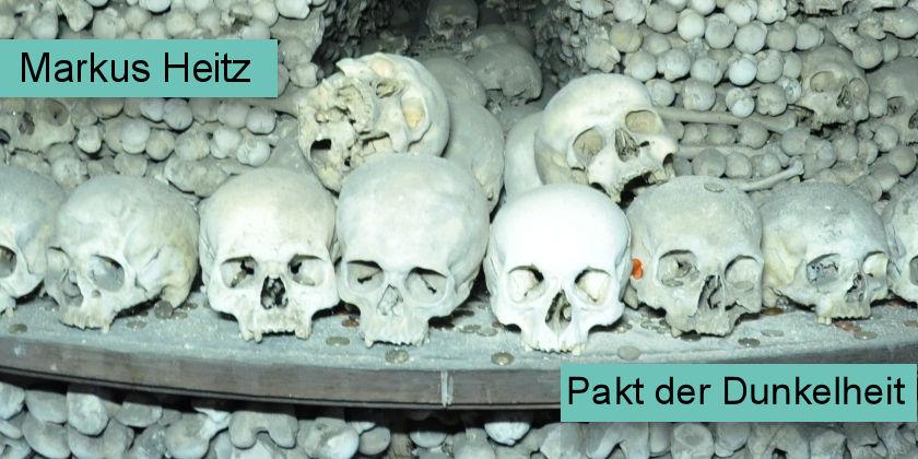 Markus Heitz - Pakt der Dunkelheit